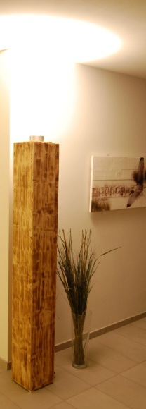 led deckenfluter holz glas pendelleuchte modern. Black Bedroom Furniture Sets. Home Design Ideas